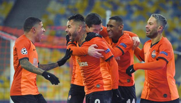 «Шахтер» обыграл «Маккаби» и вышел в 1/8 финала Лиги Европы УЕФА