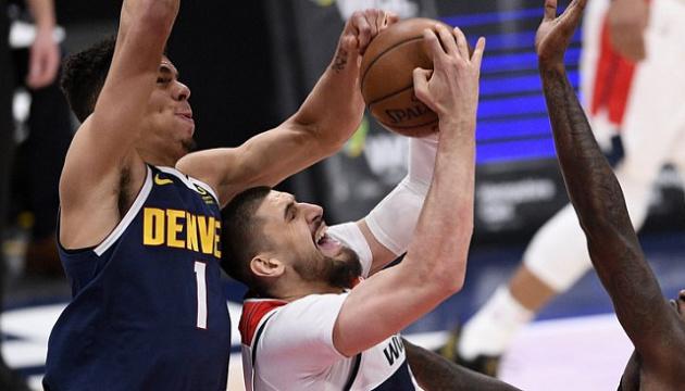 НБА: «Вашингтон» Леня одержал победу над «Денвером»