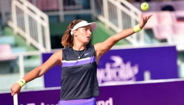 Українка Завацька зіграє в основній сітці турніру WTA в Ліоні