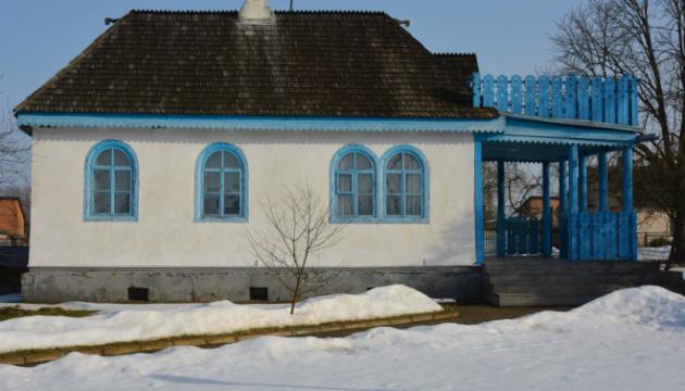 В Колодяжном отреставрируют музей-усадьбу Леси Украинки