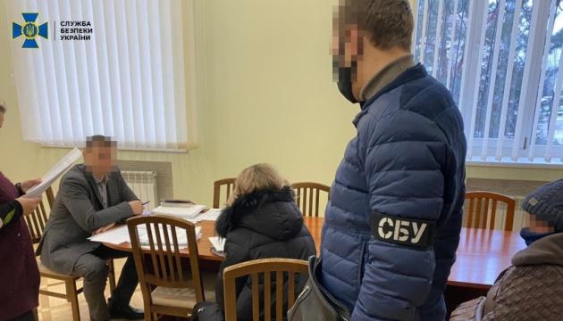 У Запорізькій міськраді «заробили» 1,6 мільйона на парках і скверах – СБУ