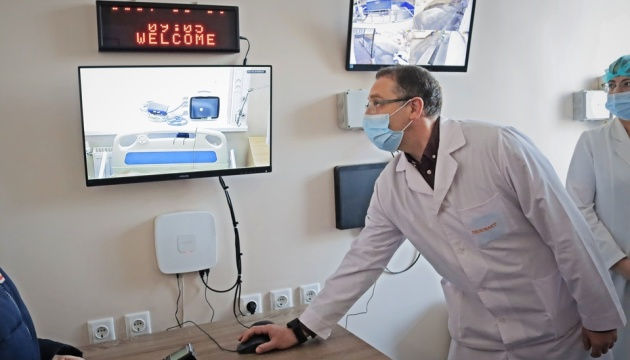 У Миколаєві відкрили COVID-відділення для хворих із судинними ускладненнями