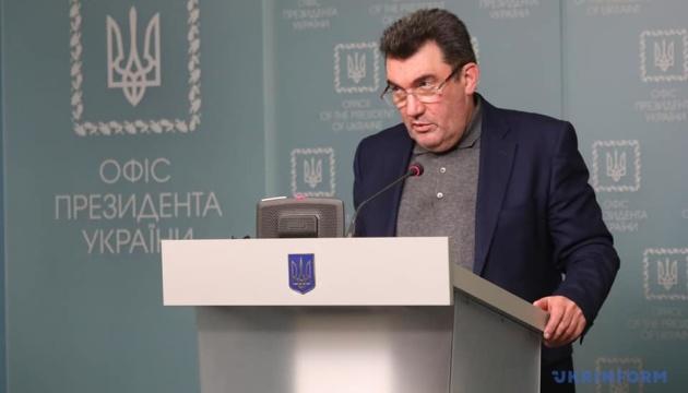Військову стратегію з деокупації презентують упродовж двох тижнів - Данілов