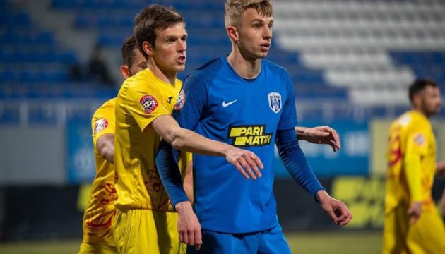 «Десна» розгромила «Інгулець» на старті 16 туру футбольної Прем'єр-ліги України