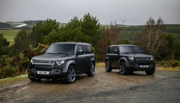 Land Rover представил внедорожник с двигателем, который «выдает» 518 лошадиных сил