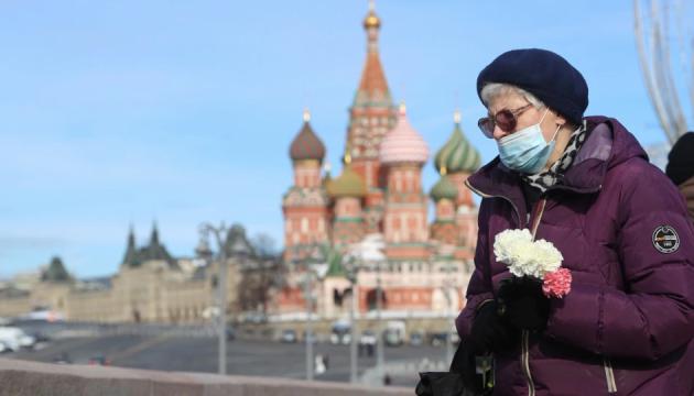 У Росії вшановують пам'ять Нємцова