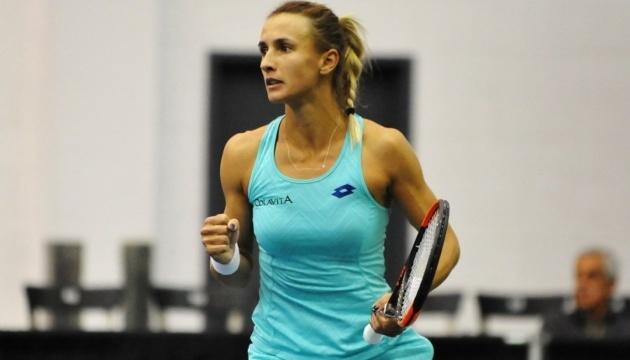 Цуренко выиграла четвертьфинал отбора турнира WTA 500 в Дохе