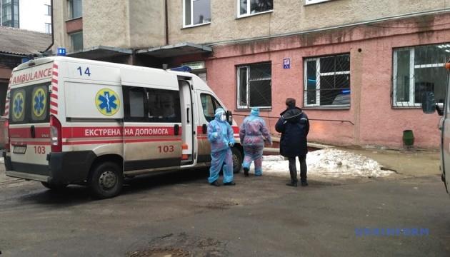 В COVID-больнице Черновцов произошел взрыв - погиб человек
