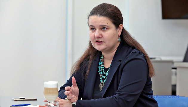 Markarova ready to help cooperate with IMF, but it's not main task of ambassador