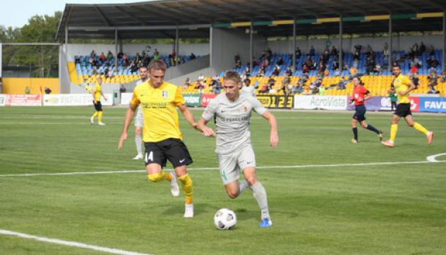 «Ворскла» перемогла «Олександрію» в чемпіонаті України з футболу