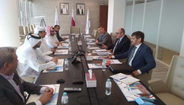 Заступник глави МЗС обговорив концесію порту «Ольвія» із катарськими партнерами