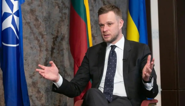 «Люблинский треугольник» приближает евроинтеграцию Украины - глава МИД Литвы