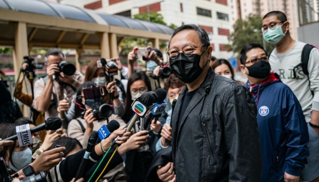 У Гонконгу десятки активістів судитимуть за суперечливим законом про нацбезпеку