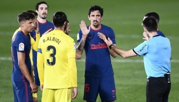 Ла Лига: «Атлетико» побеждает «Вильярреал» и укрепляет лидерство