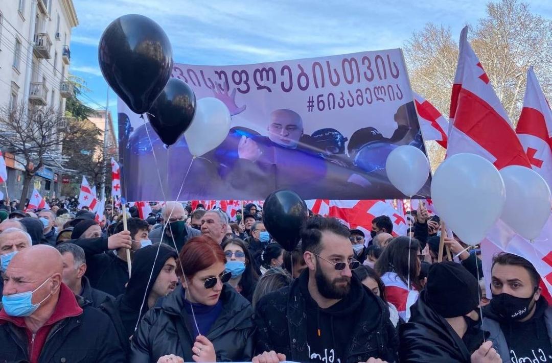 Фото: Vladimir Umikashvili/Новини-Грузія