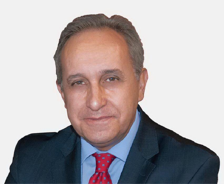 """генеральний директор """"Enaire""""  Анхель Луїс Аріас 1"""