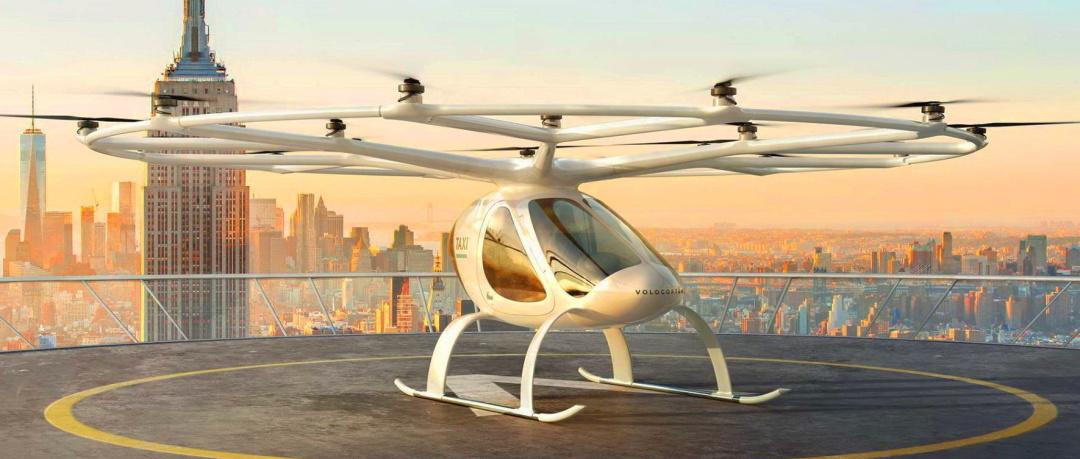 """Volocopter V2X"""