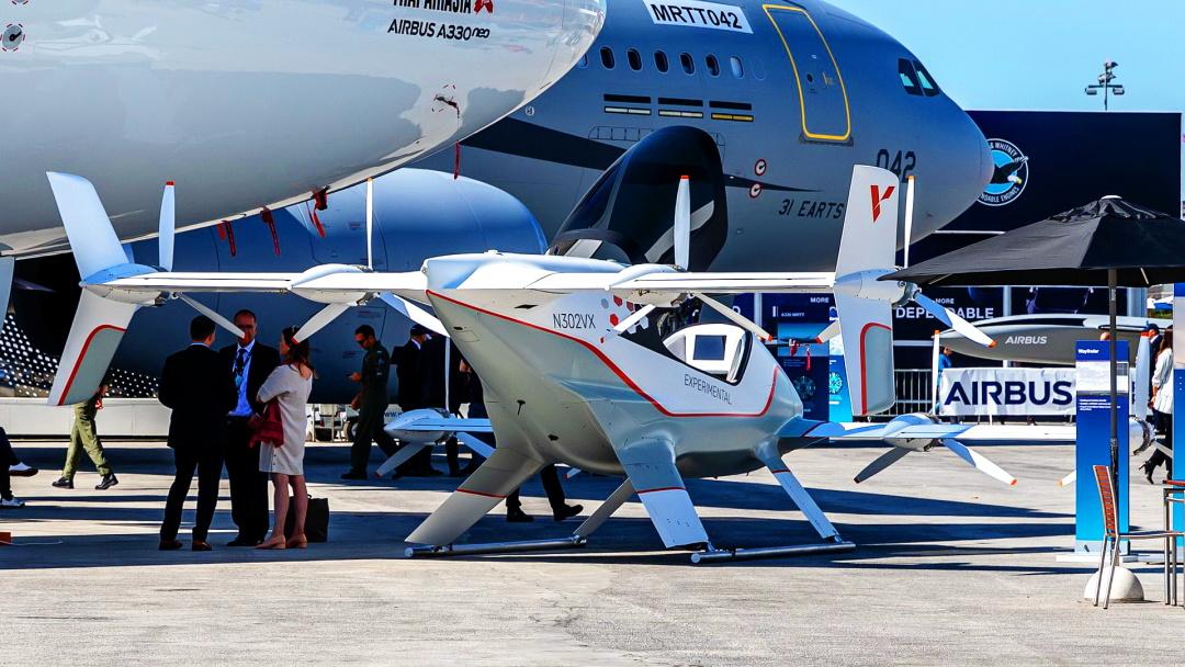 """""""Airbus A³ Vahana"""""""