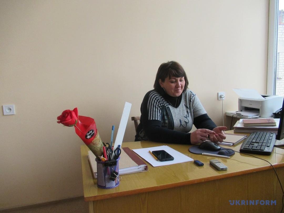 Наталія Онищенко