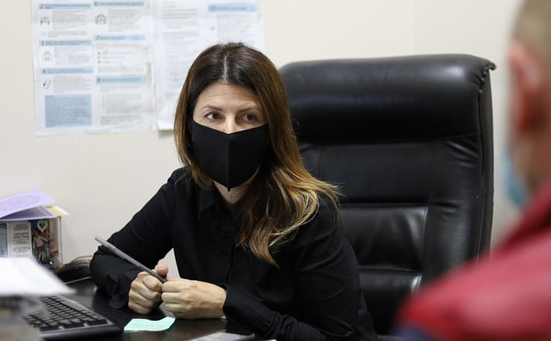 Катерина Ножевнікова / Фото: Українська правда