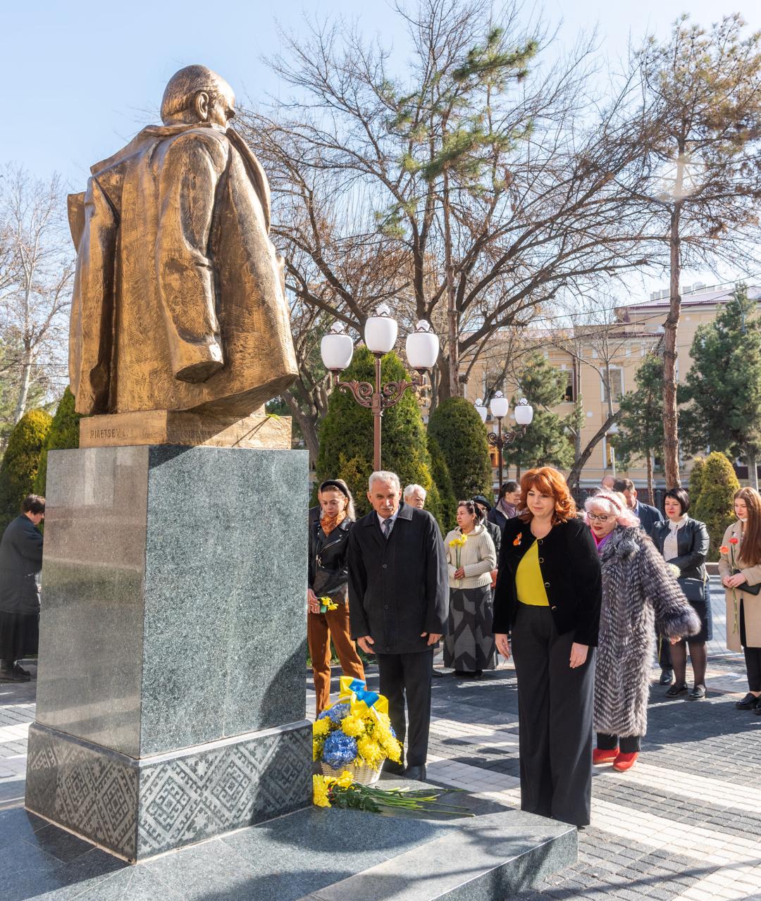 Фото: посольство України в Республіці Узбекистан