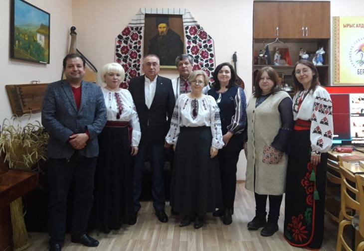 Фото: посольство України в Киргизькій Республіці