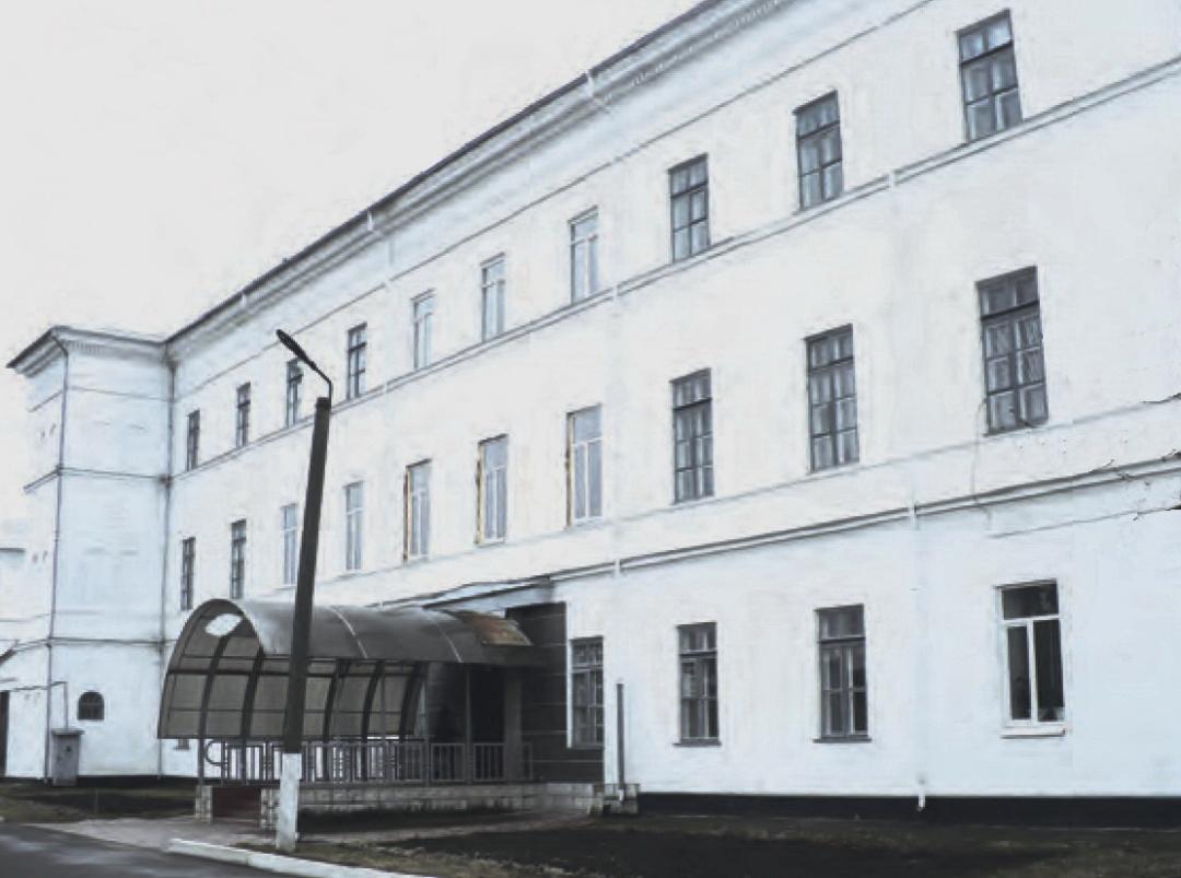 Приміщення колишньої Білоцерківської класичної гімназії