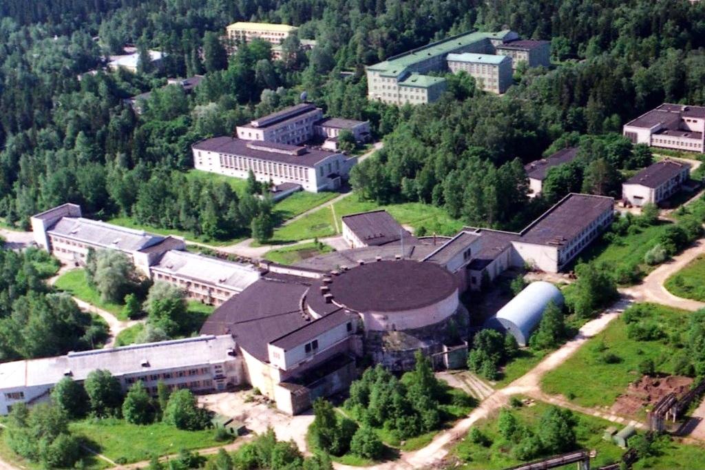 Прискорювач у НДЦ «Курчатовський інститут» - ПІЯФ СЦ -1000, Гатчина, Ленінград