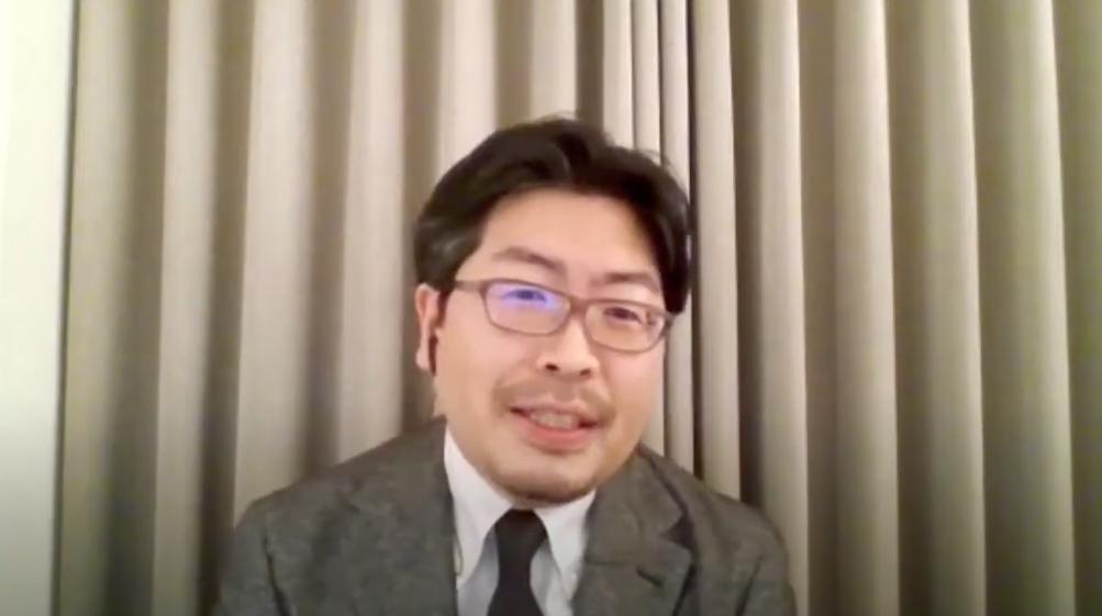 鶴岡路人慶應大学准教授