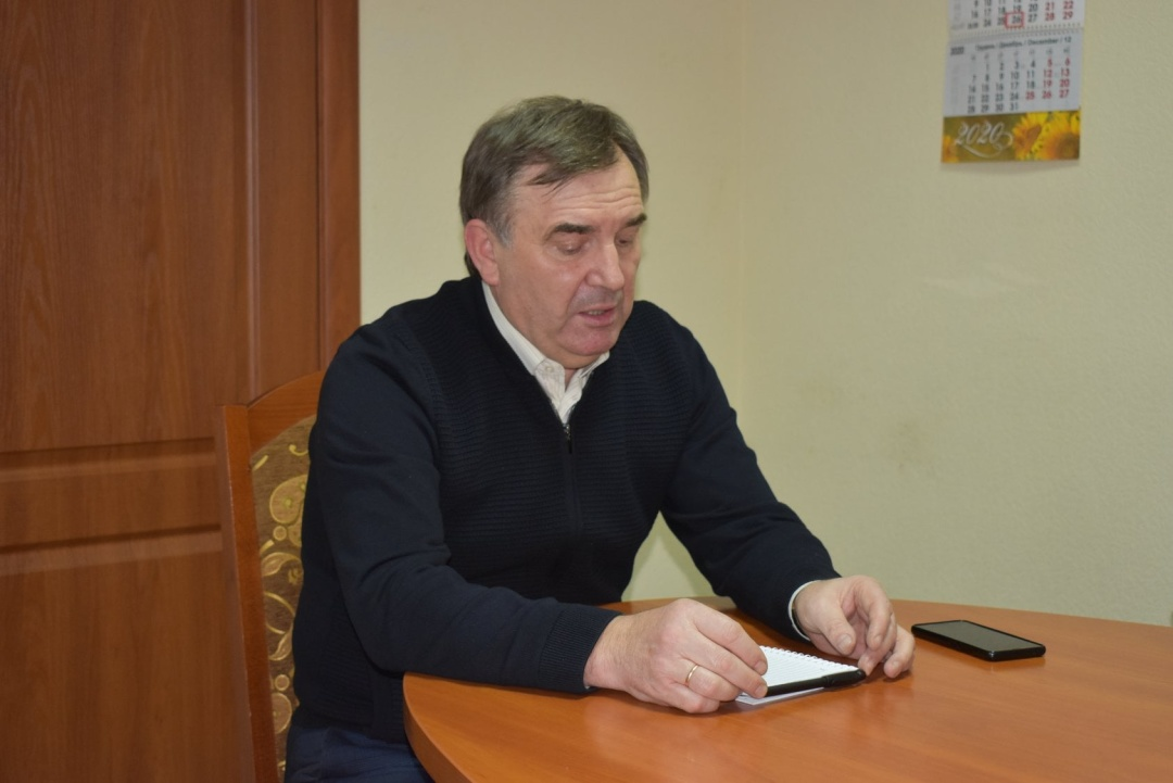 Микола Боровець