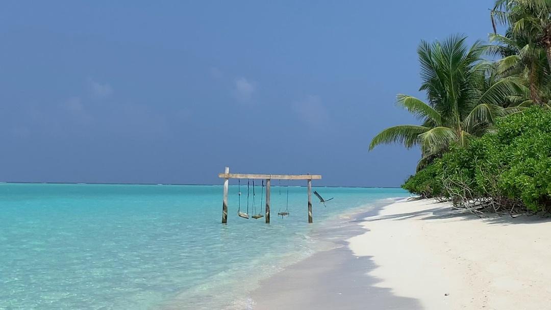 Пляж острова Тодду