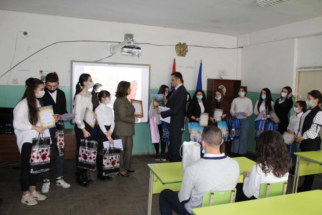 Фото: Посольство України у Вірменії