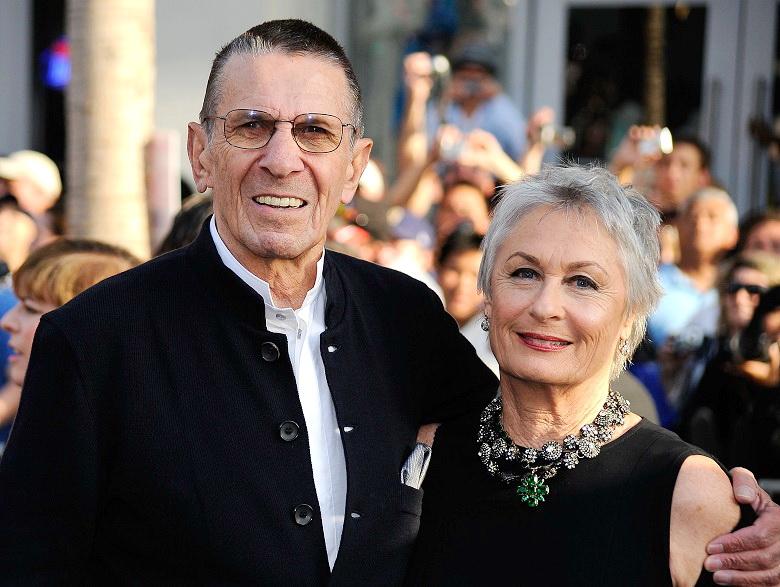 Леонард і Сьюзан - щасливе подружжя 1