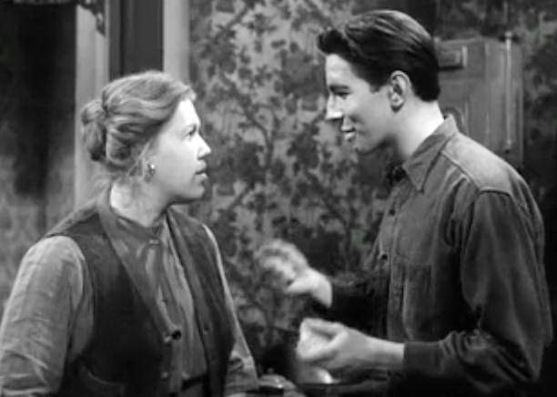 """Леонард Німой у фільмі """"Малюк Монк Бароні"""", 1952 р."""