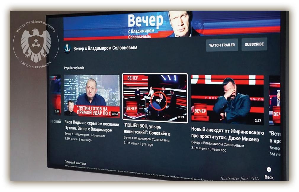Из отчета VDD: Роспроп ТВ
