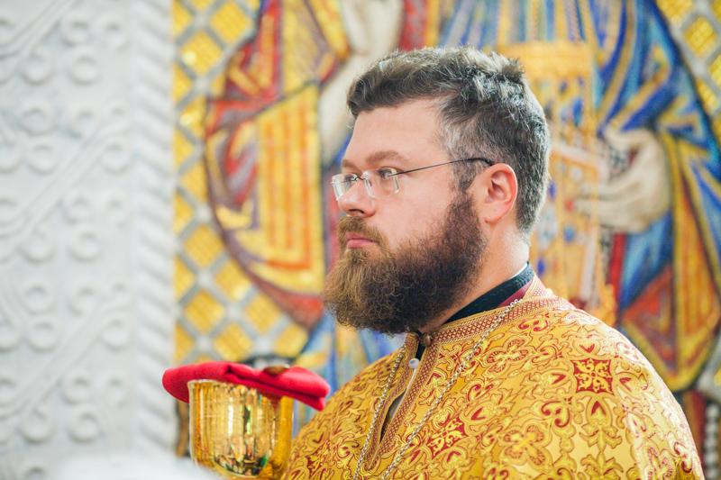 Андрій Дудченко / Фото: Preobraz.kiev.ua