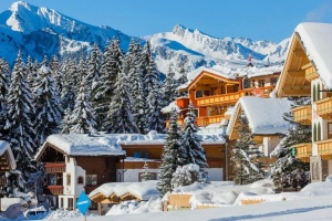Зимний туризм в Австрии упал на 92% из-за пандемии