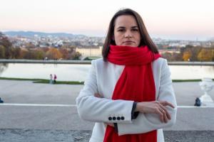 Уряд США шукає зарубіжні активи Лукашенка та його оточення — Тихановська
