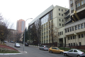 Лінгвістичний університет відхрестився від «мовної» карти без Криму, яку запостив Рабінович