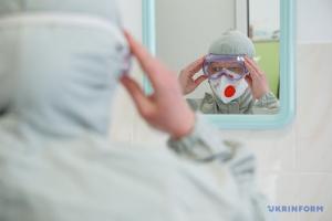 У Києві за минулу добу виявили 655 випадків коронавірусу, померли 25 хворих