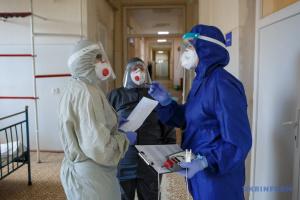 COVID-19: найбільше завантажені лікарні у Києві та 8 областях