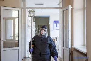 Ucrania notifica 9.144 nuevos casos de coronavirus
