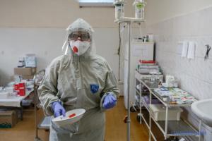 В Україні за добу - 5 336 випадків коронавірусу