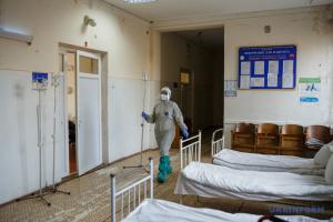 У Києві з початку тижня від COVID-19 померла 231 людина