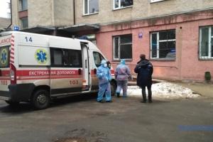У Чернівцях третю добу не можуть з'ясувати причину пожежі у COVID-лікарні