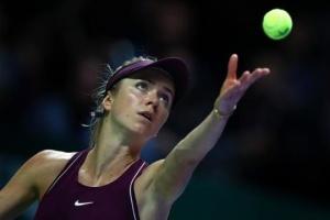 Свитолина: моя цель — победа на турнире в Дохе