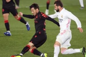 Ла Лига: «Реал Мадрид» теряет очки с «Реал Сосьедад»