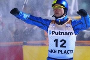Украинцы взяли «серебро» и «бронзу» на Кубке Европы по фристайлу