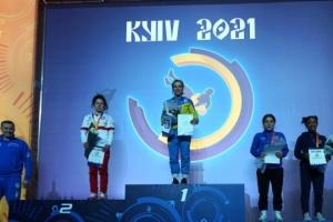 Украинцы взяли 23 медали на международном турнире по борьбе в Киеве