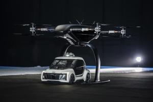 """Аеротаксі """"Audi Pop.Up Next"""". Основні характеристики"""